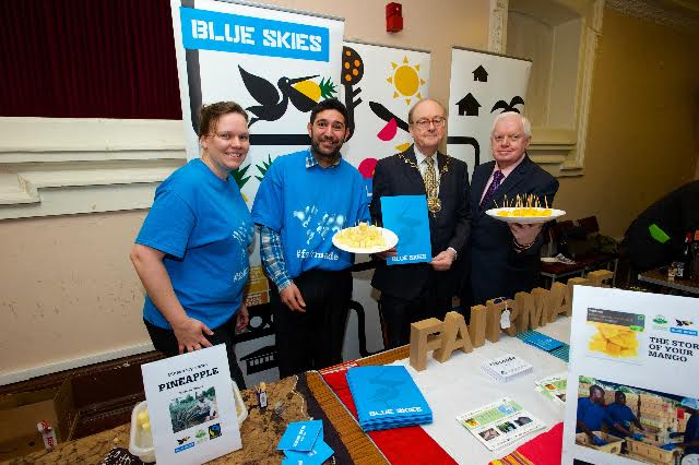 Fairtrade Fortnight at the Town Hall
